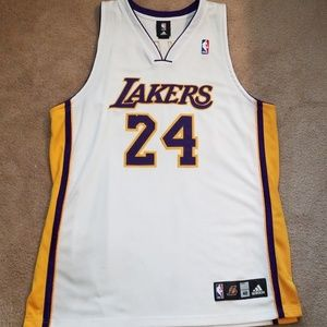 addb5539353 adidas Shirts - Los Angeles Lakers Kobe Bryant jersey